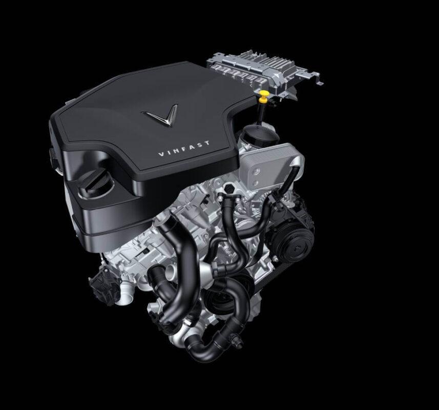 Động cơ VinFast Lux A