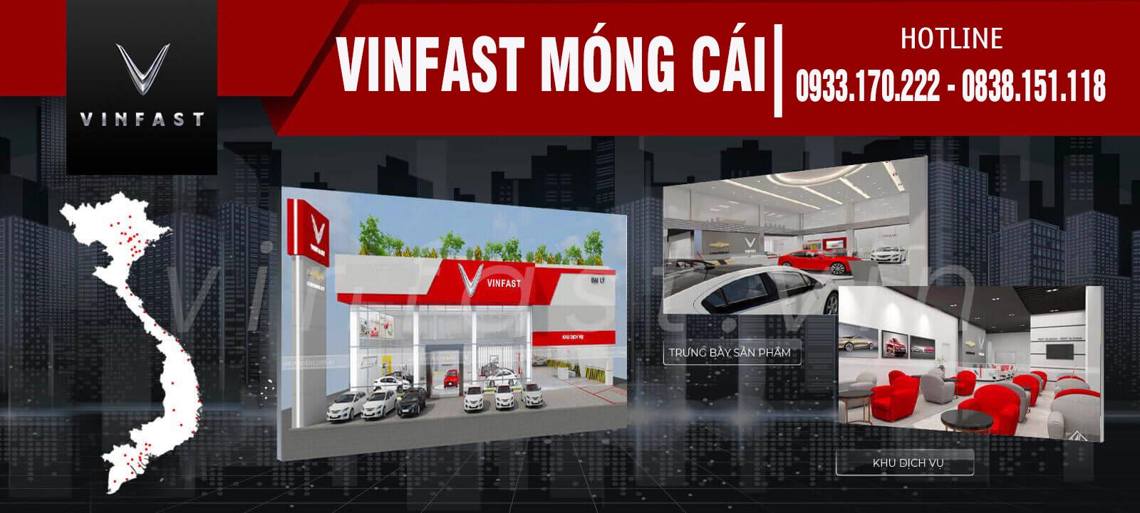 Showroom VinFast Móng Cái