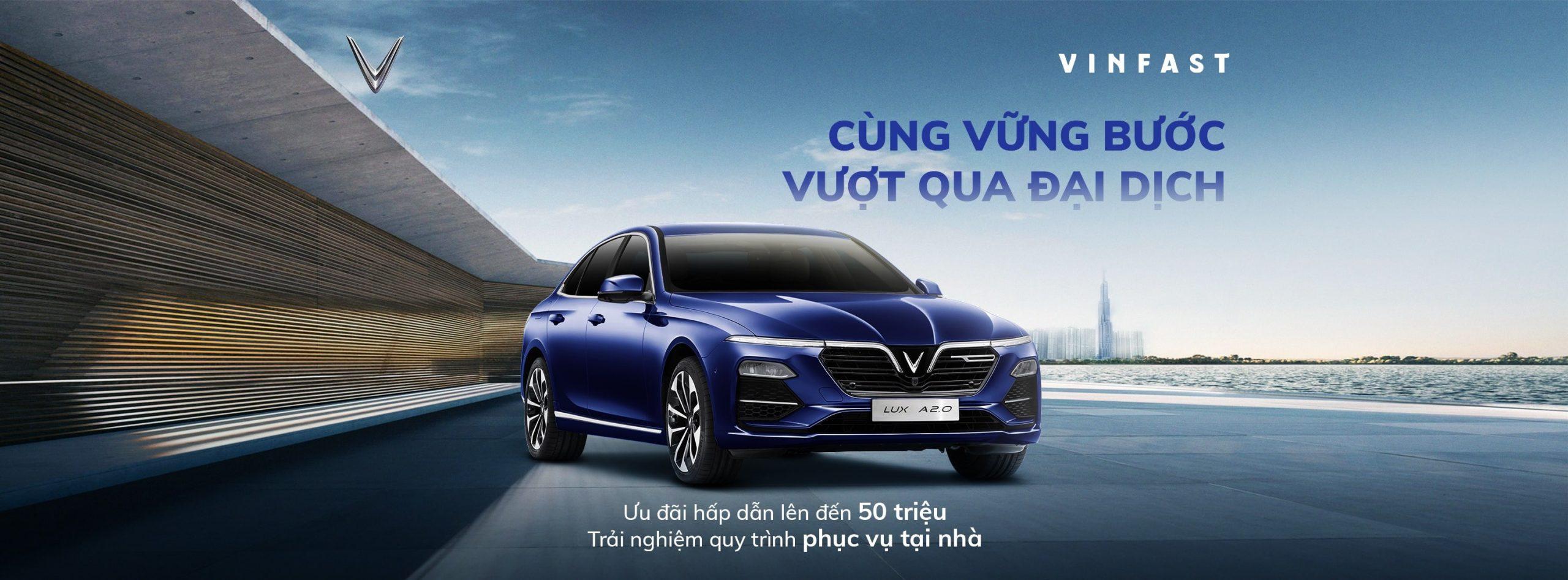 Giá xe VinFast Lux A